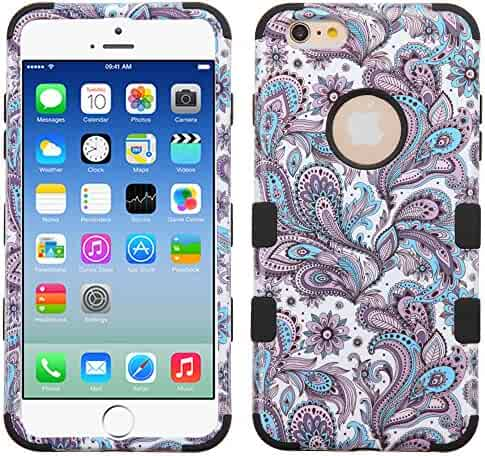 Shopping Polycarbonate - Purple or Grey - iPhone 6/6S - Cases