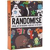 Randomise: Zeichne, spiele und beschreibe deinen Weg zum Sieg