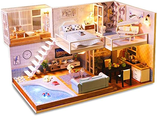 AFRICAN DELIGHT Dollhouse Picture Miniature Art FAST DELIVERY MADE IN AMERICA
