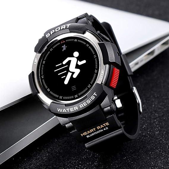 Nº 1 F6 Smartwatch IP68 Waterproof Bluetooth 4.0 Dynamic ...