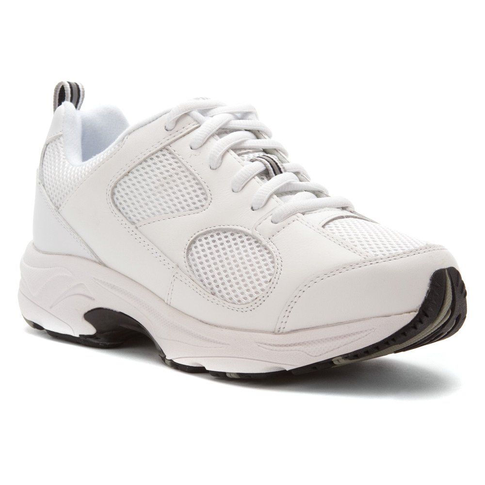 Drew Shoe Women's Flash II Sneakers B00AASILF8 6 B(M) US|White / White