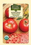 Seeds of Change 06074 Certified Organic Tomato, Beefsteak