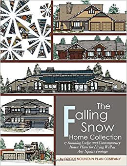 The Falling Snow Collection (Rocky Mountain Plan Company ... on