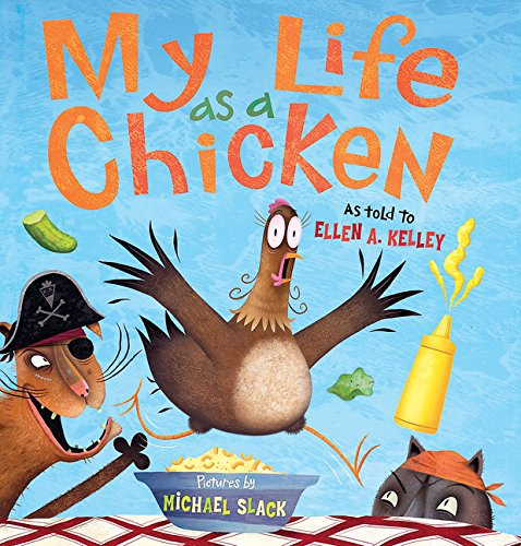 My Life as a Chicken by Harcourt Children's Books