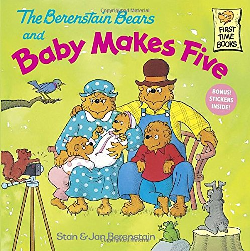 Berenstain Bears Baby Makes Five product image
