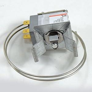 Frigidaire 5304497345 Temperature Control Thermostat, White