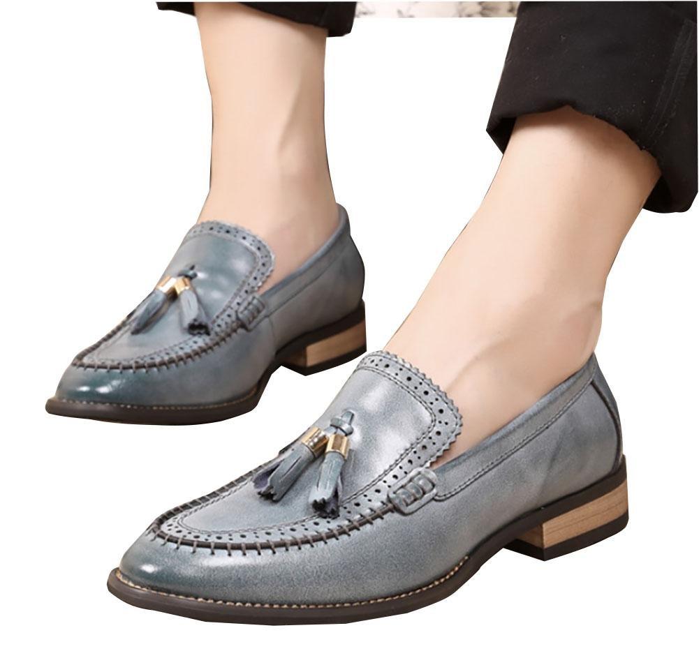 Nouveaux Nouveaux Nouveaux Hommes Chaussures Mode Casual Chaussures Taille 39 40 41 42 43 44 - B07C27NF54 - Chaussons fc8fc8