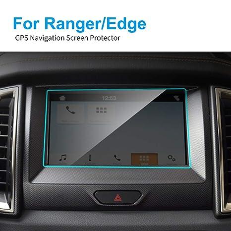 SLONGK Protector de Pantalla de navegación GPS para Coche de ...