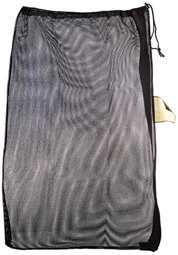 - MARTIN SPORTS All Purpose Mesh Bag with Carry Strap, Black