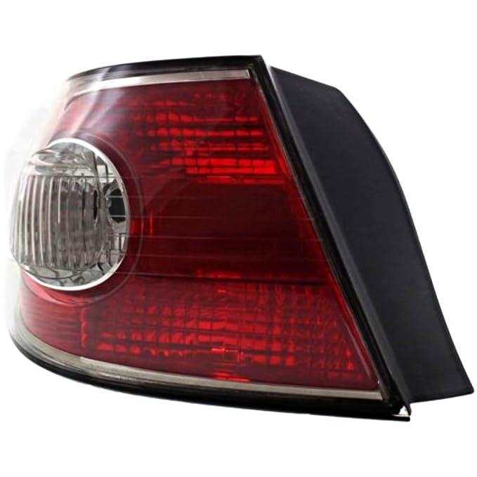 LX ES-330 TO 06-2004 LEFT DR TAIL LAMP ASSM QTR MOUNTED Fits 02-04 LEXUS ES-300