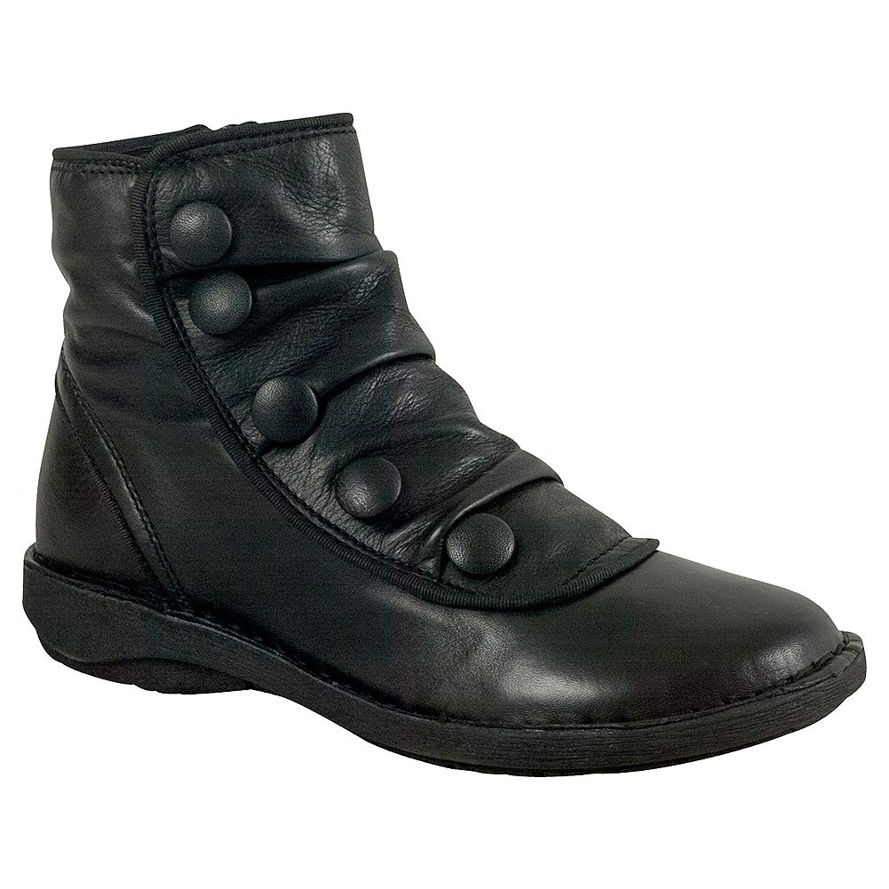 Black Miz Mooz Pumpkin Women's Ankle Boot
