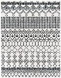 Safavieh Tulum Collection TUL229B Boho Moroccan