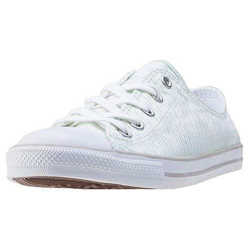 Converse Converse Damen Sneaker, Scarpe da Ginnastica donna verde Fiberglass