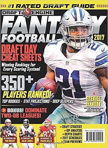 Amazon.com: Draft Engine Fantasy Football 2017: Winning ...