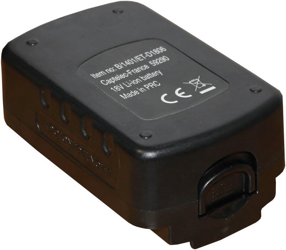 Batería lithi-um para motoazada inalámbrico -18V East® Power Tools