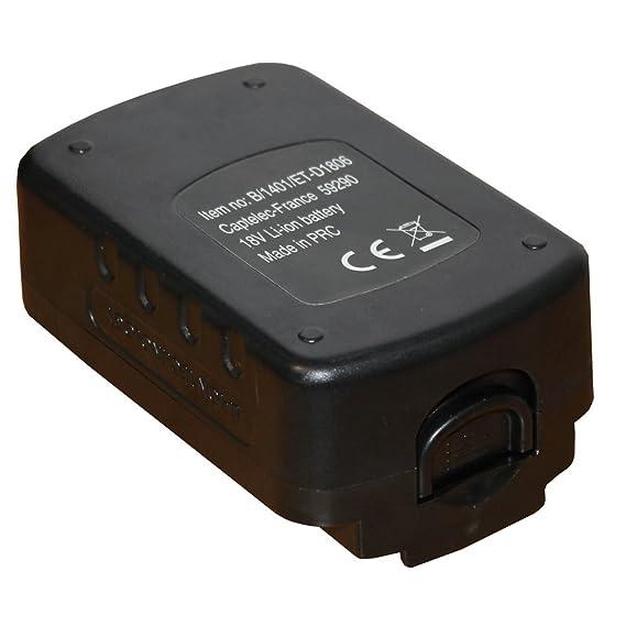 Batería lithi-um para motoazada inalámbrico -18 V East® Power ...