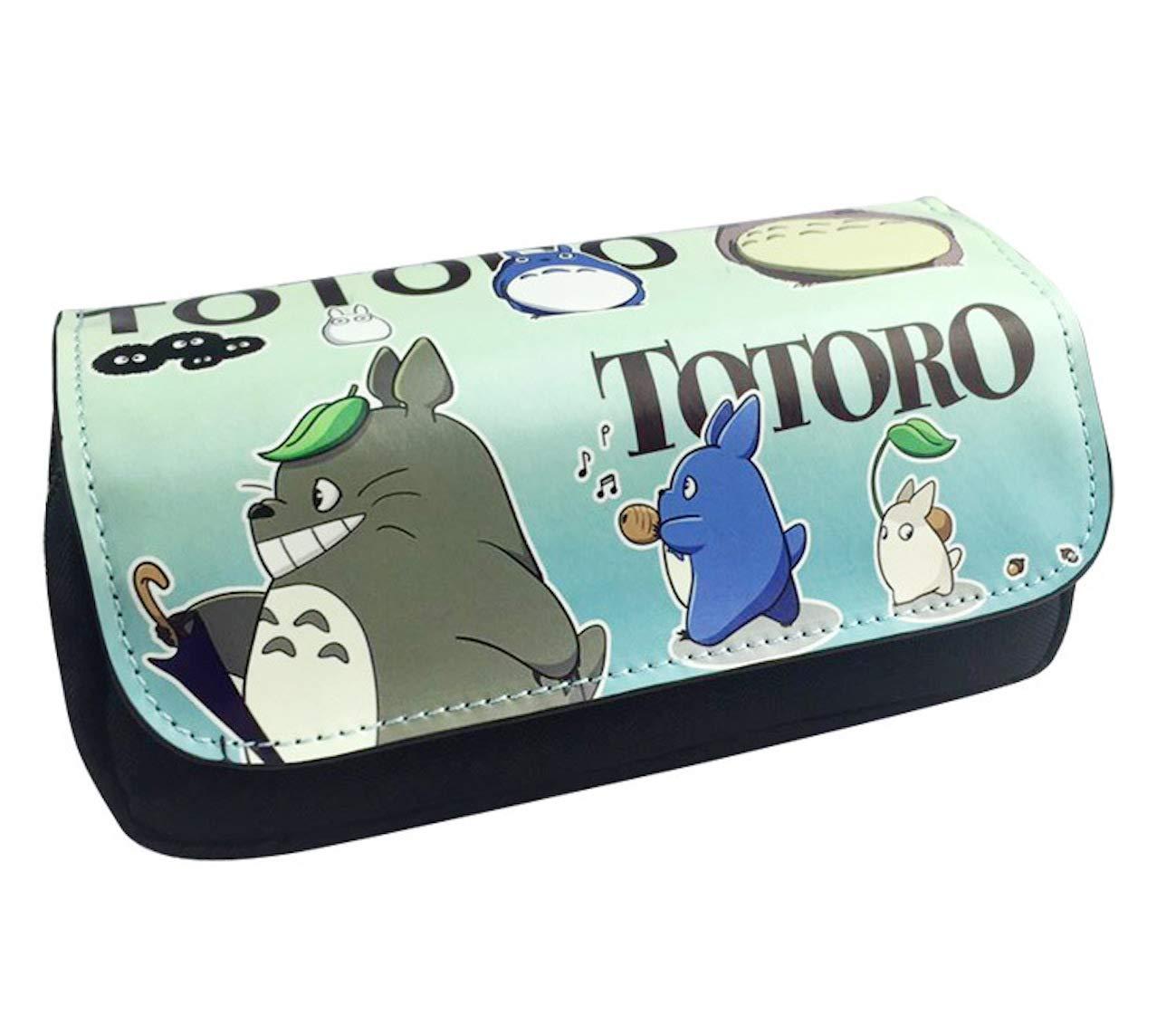 Hayao Miyazaki Totoro neceseres bolsa de lápices Chinchilla ...
