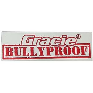 Gracie Jiu-Jitsu Large Bullyproof 9.25