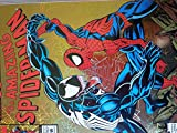 The Amazing Spiderman #375Comic Book-Giant Sized 30th Anniversary Issue (Spidey vs.Venom:The Final Confrontation!)