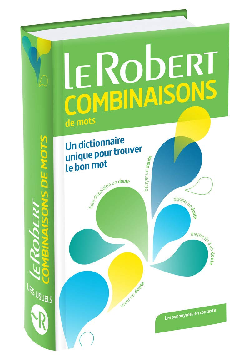 Amazon Fr Dictionnaire Des Combinaisons De Mots Version Poche