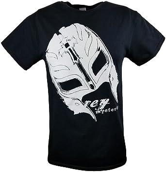 Freeze Rey Mysterio White Mask 619 Wrestling T-Shirt New