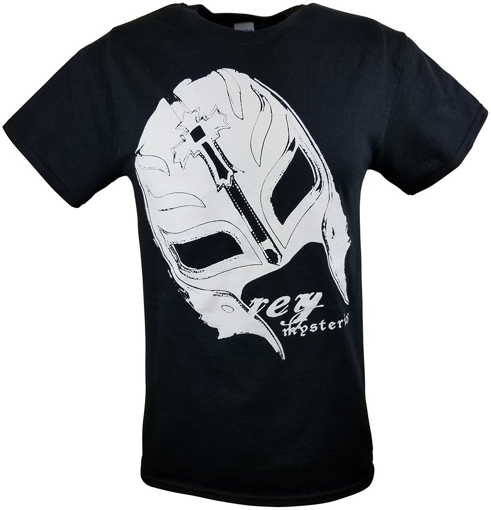 Freeze Rey Mysterio White Mask 619 Wrestling T-Shirt New by Freeze