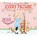 img - for Mary Engelbreit 2018 Deluxe Wall Calendar: Every Picture Tells A Story book / textbook / text book