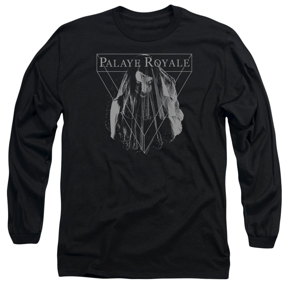 A& E Designs Palaye Royale T-Shirt Veil Long Sleeve Shirt TREV-BAND316-AL