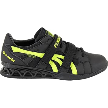 2ade6db3601e 2014 Pendlay Limited Edition Do-Win Weightlifting Shoes - Men s Black    Lime Weight Power