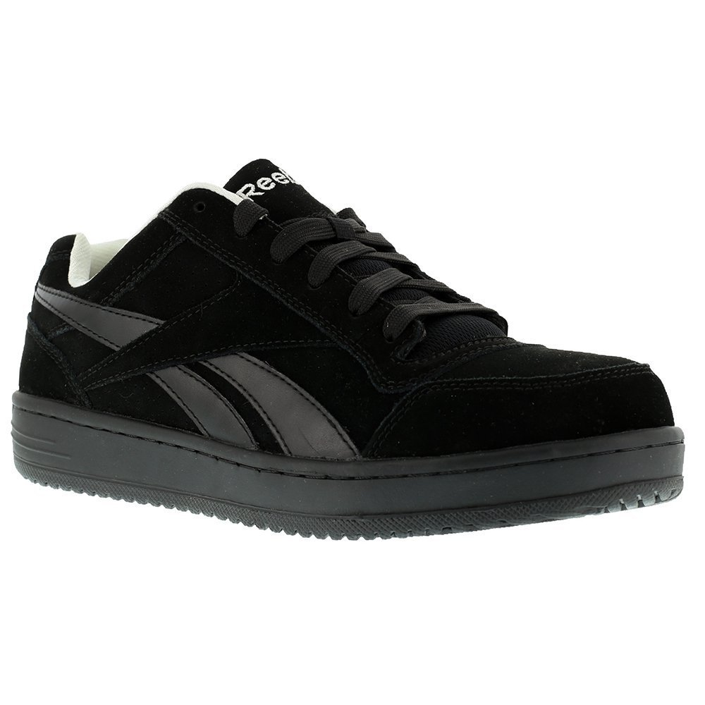 Reebok RB1910 Men's Classic ST Shoe Black 4.5 W US