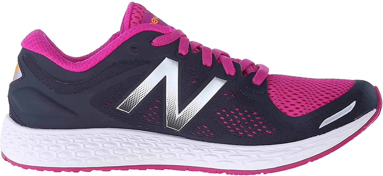 New Balance Zapatillas Deportivas Nbwzantpb2 Fucsia/Azul Oscuro EU 41.5 (US 10): Amazon.es: Zapatos y complementos