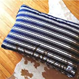BowhausNYC Nautical Stripe Crate Bed, Large