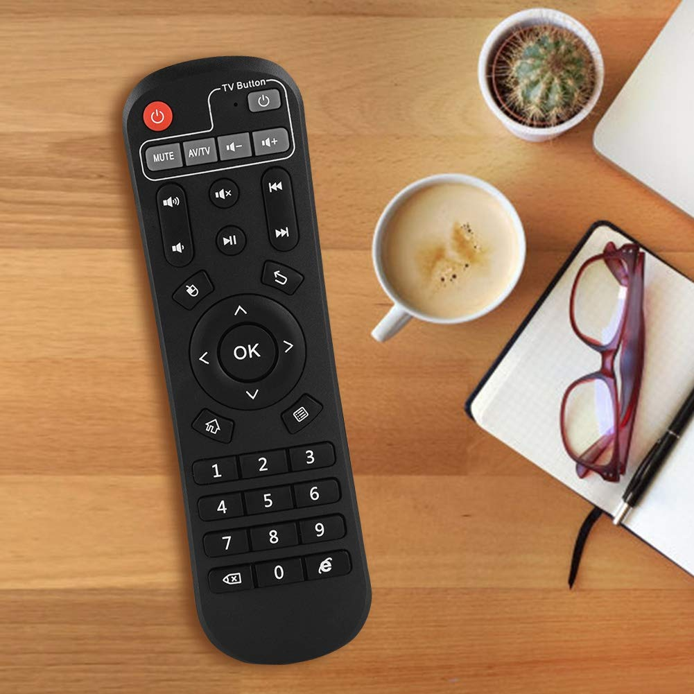 TV Set Top Box Remote Control Replacement Controller for EVPAD Pro