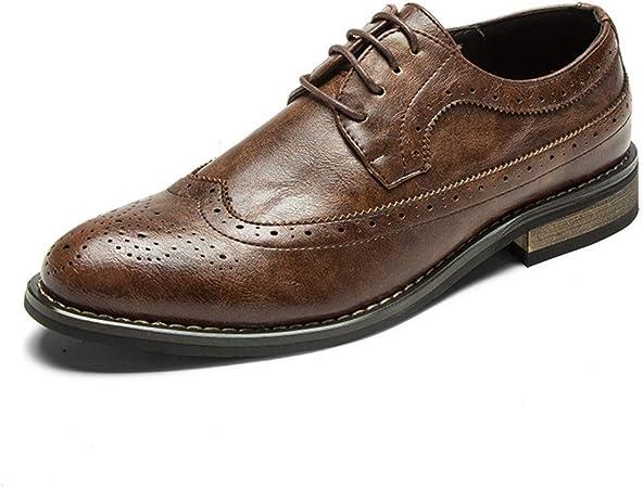 Richelieu Oxford Noir Classic Range Chaussure pour Homme