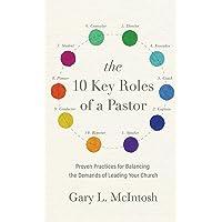 10 Key Roles of a Pastor