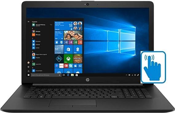 - HP laptop – 17z Laptop 5NV50AV AMD Ryzen 5 3500U 12 GB DDR4 256GB SSD 17.3 INCH Diagonal HD+ SVA WLEDBacklit Touch Screen