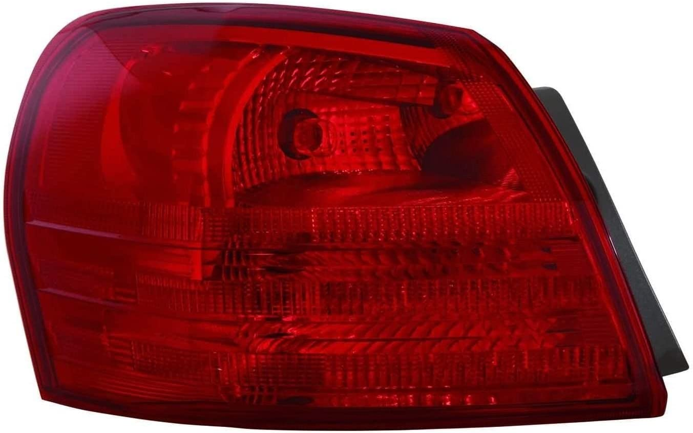 DRIVER SIDE NSF Depo 315-1966L-AF Tail Lamp Assembly