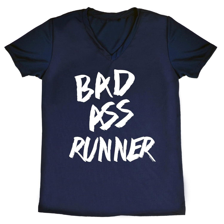 Women's Running Short Sleeve Tech Tee Bad Ass Runner