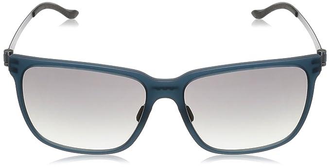 Mercedes-Benz Sonnenbrille M7002 Gafas de sol, Azul (Blau ...