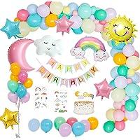 MMTX Decoraciones fiesta Cumpleaños Pastel, Feliz Cumpleaños Tema