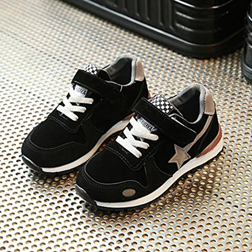 35d6b1c68 AliveGOT Toddler Kids Velcro Sports Running Baby Shoes Boys Girls ...