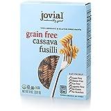 Jovial Grain-Free Cassava Fusilli | Cassava Pasta | Paleo Pasta | Grain-Free | Certified Gluten-Free | 100% Organic Pasta | U