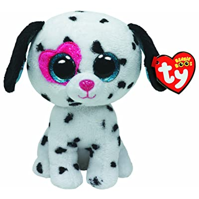 Ty Beanie Boos Chloe - Dalmatian (Justice Exclusive): Toys & Games