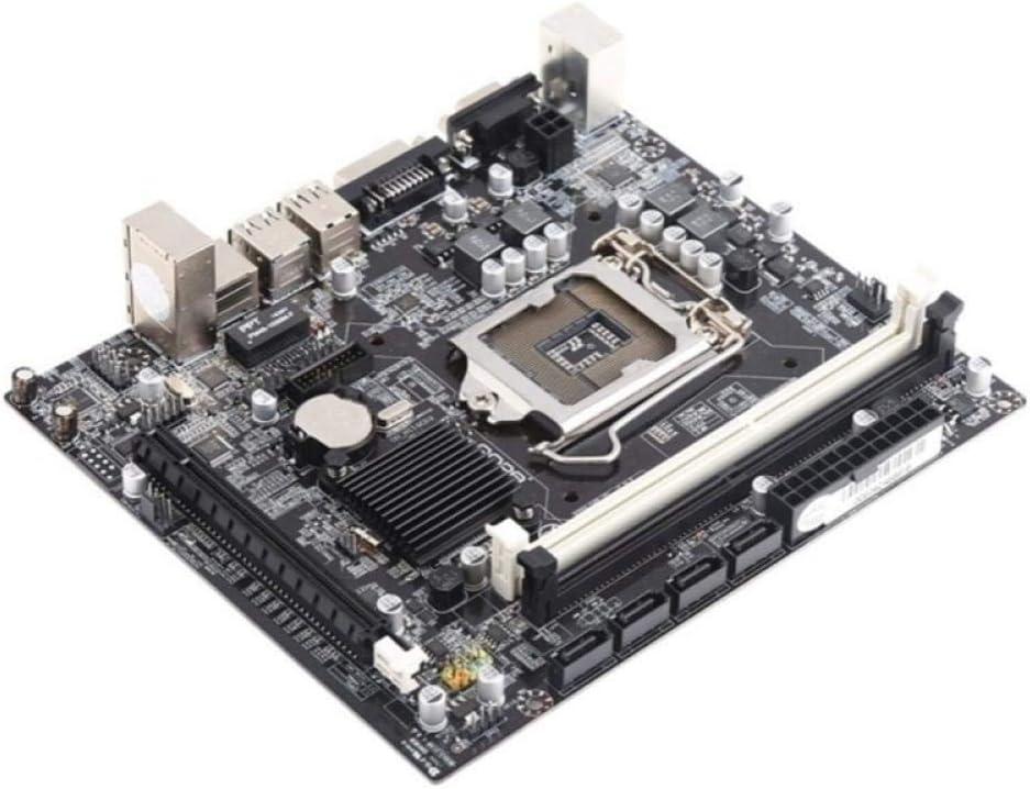 Onda H110C Motherboard LGA 1151 DDR3 DDR4 Memory 8GB SATA3.0 VGA//DVI Main Board Intel H110 M-ATX Processor Ddr3 Motherboard