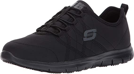 Skechers Women's Ghenter Srelt Work Shoe