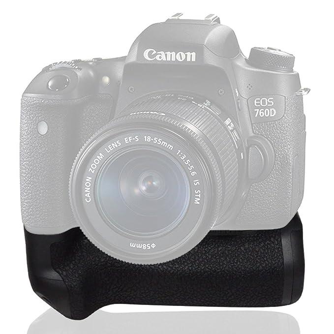 2 opinioni per Mcoplus MK-760D Battery Grip verticale per Canon 750D 760D Rebel T6i T6s