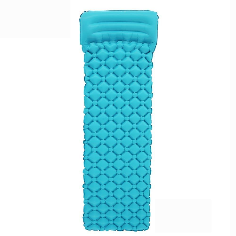 MIAO Luftmatratzen/Aufblasbare Auflage, draußen Tragbare Ultra-Light Einzelzelt Schlafmatten Feuchtigkeitsbarriere