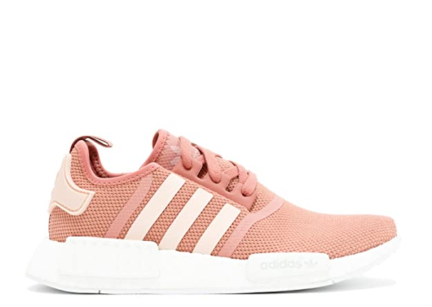 adidas NMD_R1 W, raw pinkVapour pinkFTWR White, 9: Amazon