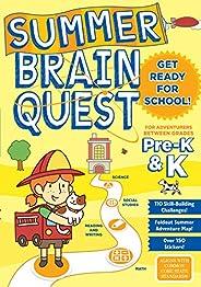 Summer Brain Quest: Between Grades Pre-K &am