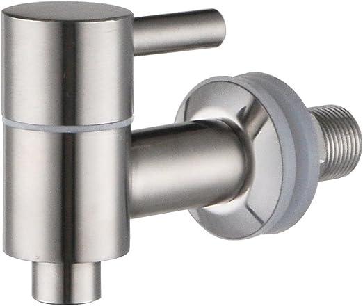 Deluxe Stainless Steel Ceramic Handle Spigot FITS BERKEY FILTERS